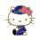 JR West Hello Kitty Shinkansen