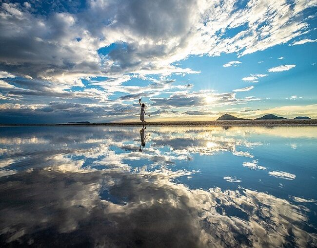 HIS Travel Mirror of the Sky Kagawa Japan