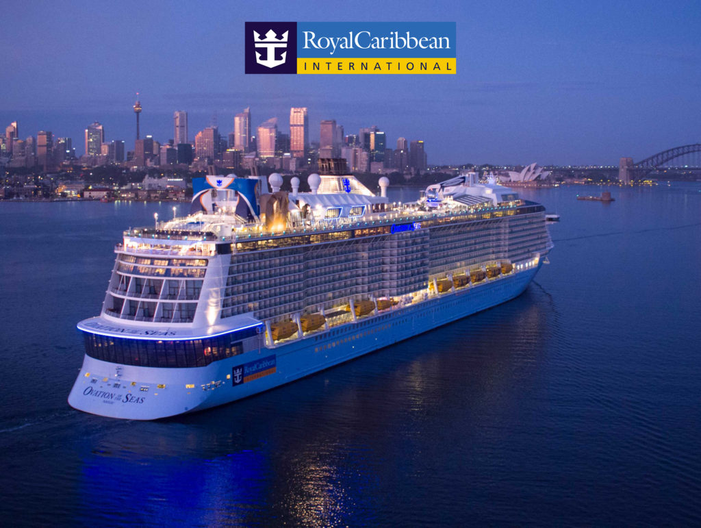 Ovation of the Seas Royal Caribbean Cruise