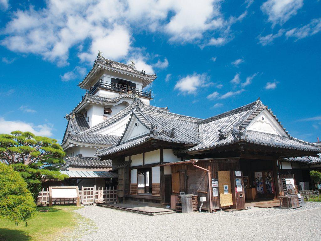 Kochi Castle Shikoku