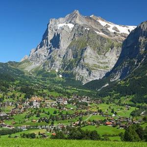 Interlaken Switzerland Europe