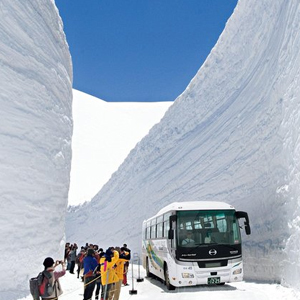 HIS Travel Japan Alps Group Tour