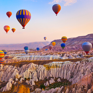 10D8N Incredible Turkey Exotic