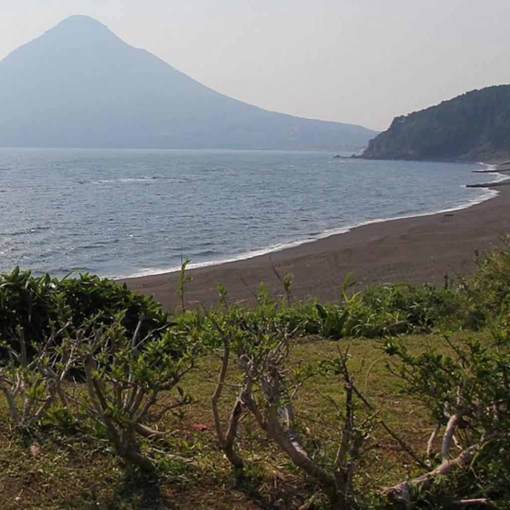 Satsuma Peninsula Kyushu Japan
