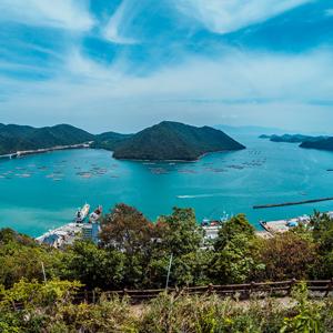 7D6N Seto Inland Sea Self-Drive Japan