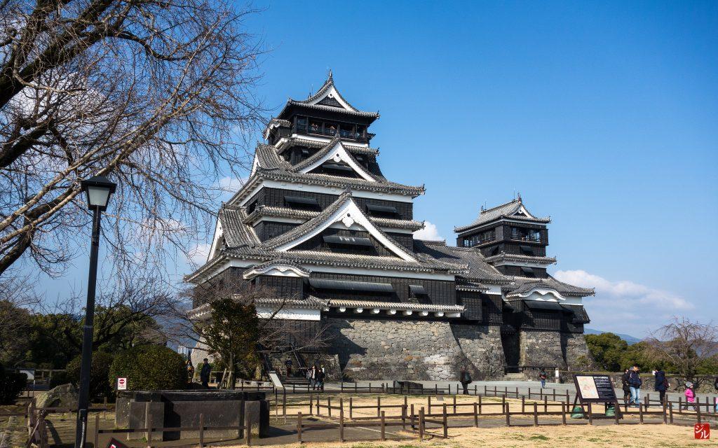 Kumamoto Castle Kyushu