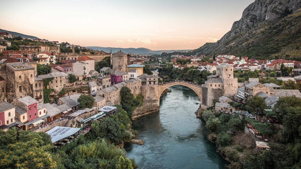 HIS Travel Impressive Balkans Mostar