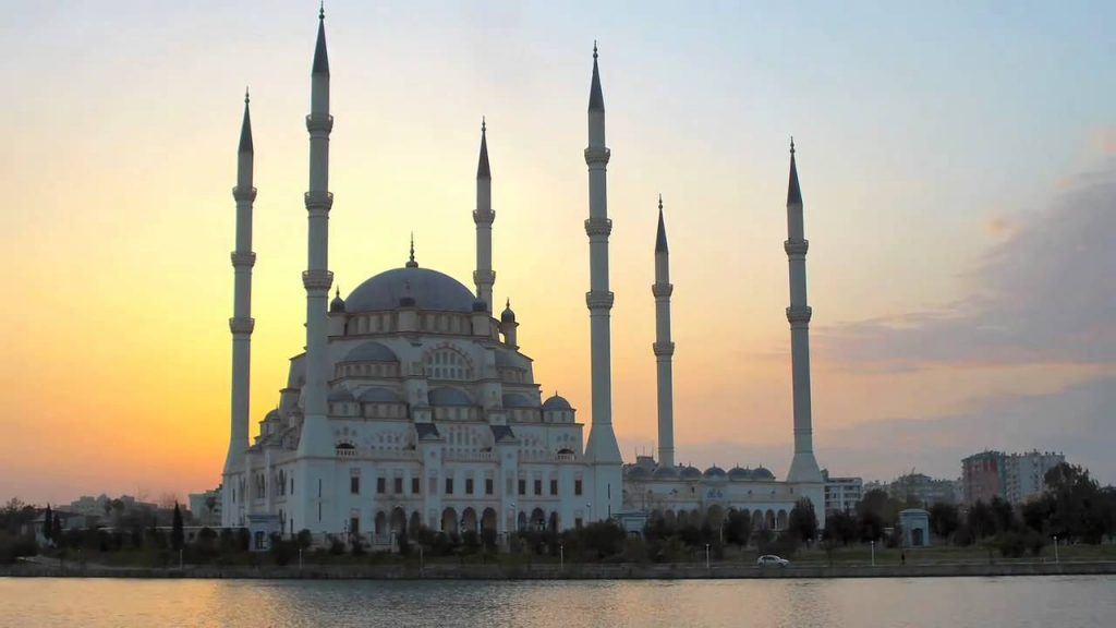 Turkey Blue Mosque Exotic HIS Travel