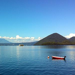 HIS Travel Hokkaido Lake Toya Shikotsu Toya National Park Japan