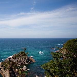 HIS Travel Tottori Japan Uradome Coast
