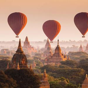 MICE Bagan Myanmar