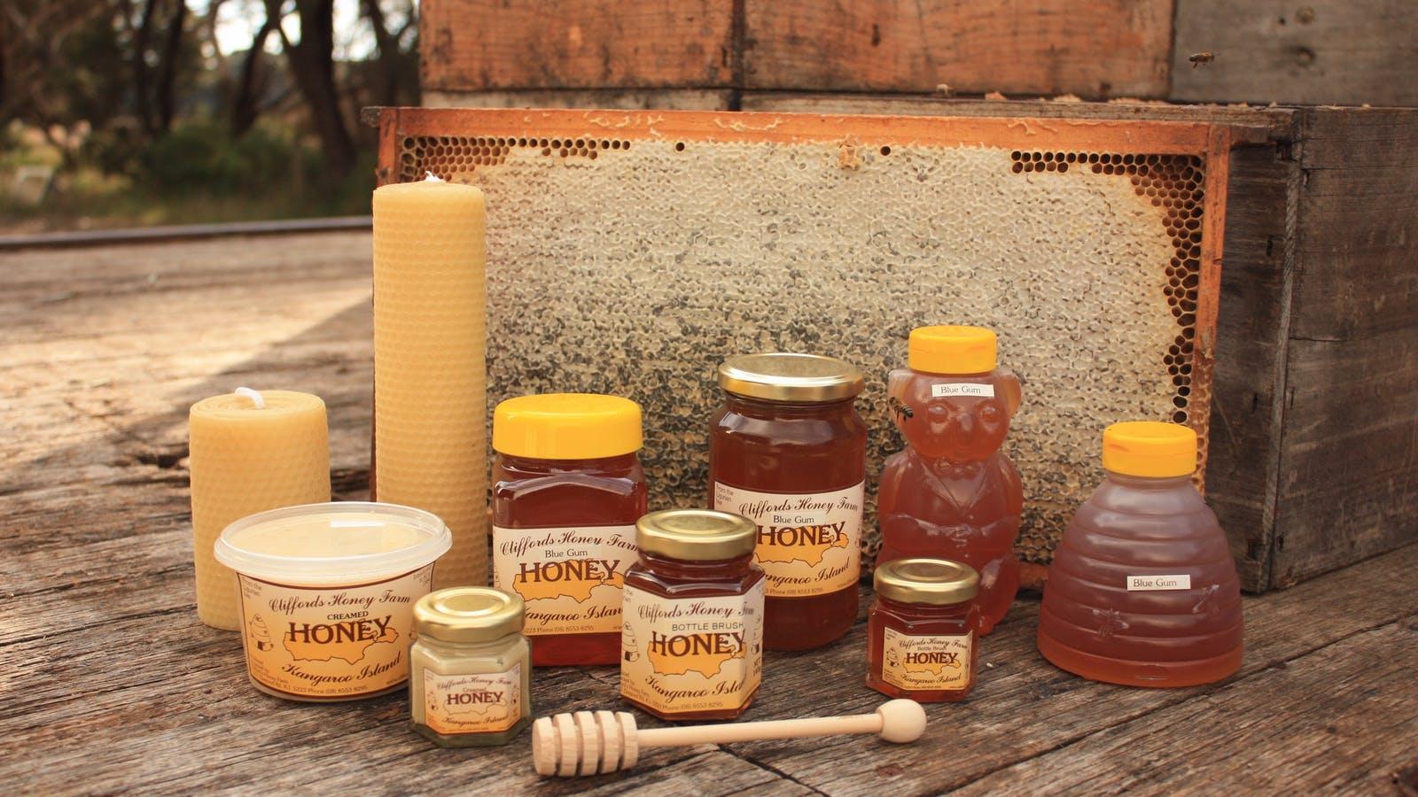 HIS Travel South Australia Clifford's Honey Farm