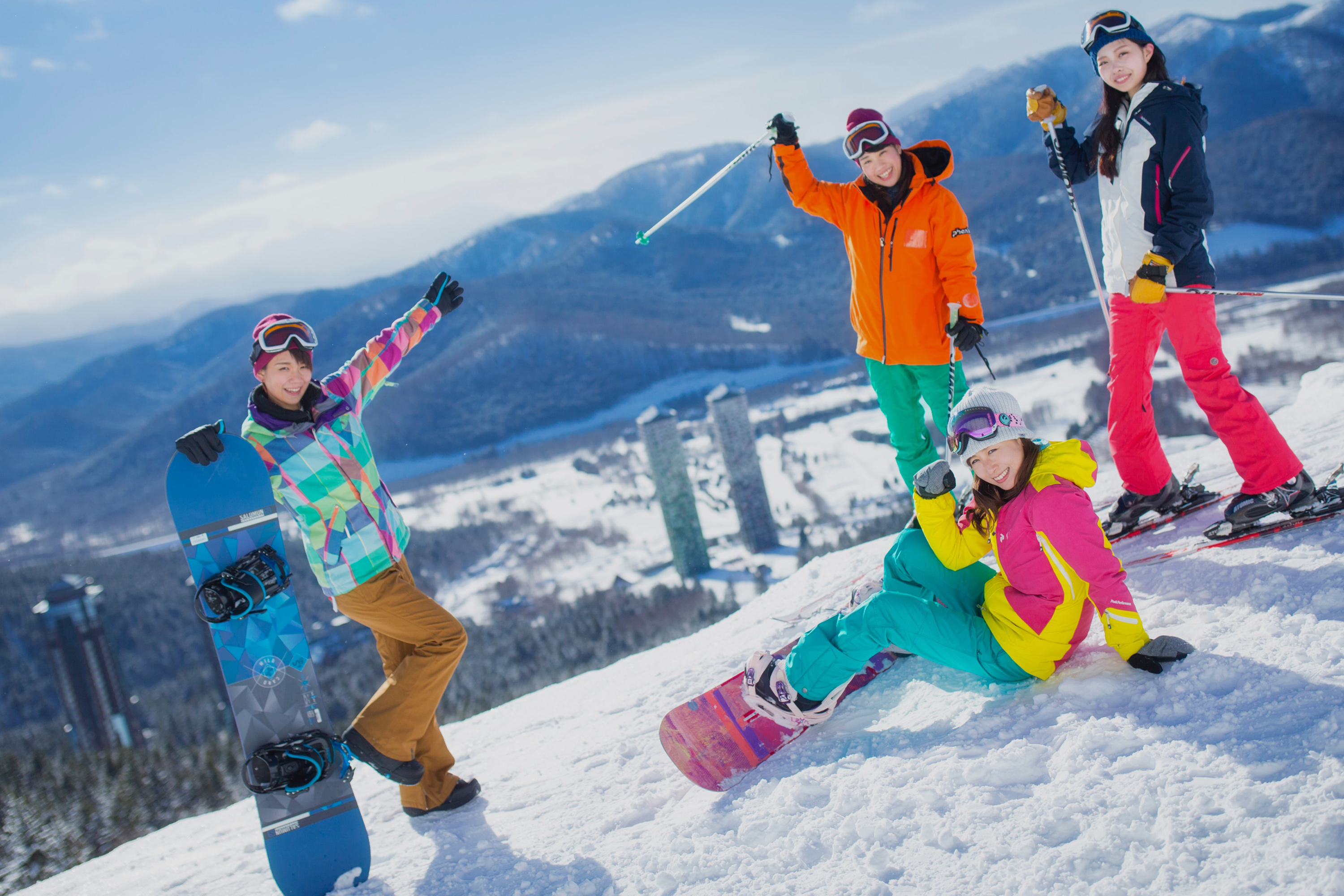 HIS Travel Ski Japan Hoshino Resorts