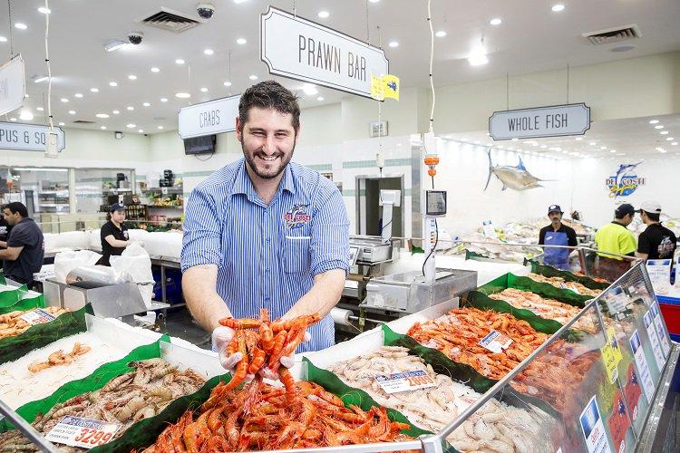 HIS Travel Australia New South Wales Sydney Fish Market