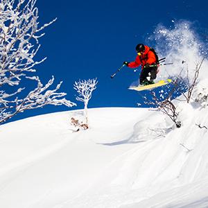 Japan Hokkaido Kiroro Ski Free & Easy