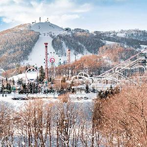 Japan Hokkaido Rusutsu Ski Free & Easy