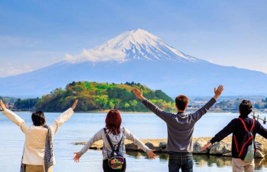 HIS Travel Self Drive Mt Fuji Japan