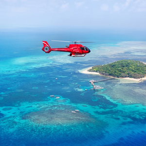 HIS Travel 7D6N Queensland Scenic Helicopter Flight