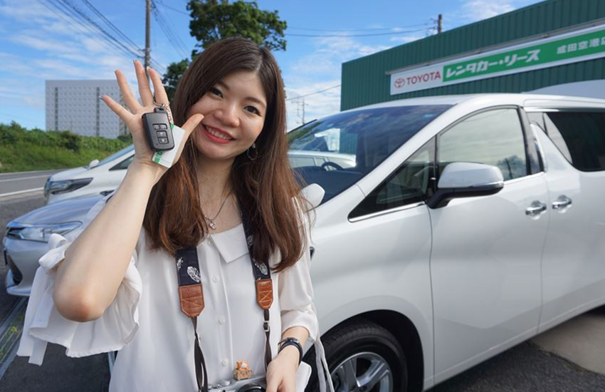 HIS Travel Self Drive Rental Car Collection Japan