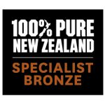 New Zealand Specialist Bronze