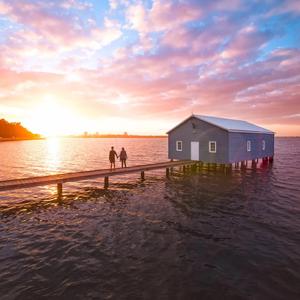 HIS Travel 7D6N Western Australia Pink Lake