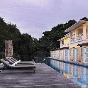 HIS Travel Amara Sanctuary Resort Sentosa Singapore