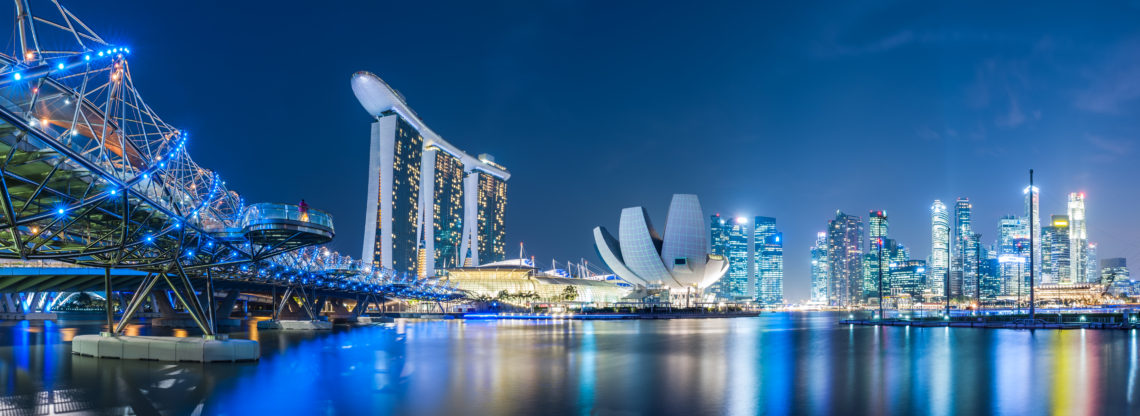 HIS Travel Singapore Marina Bay