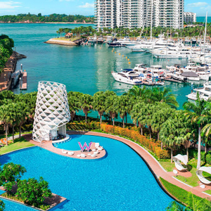 HIS Travel W Singapore Sentosa Cove