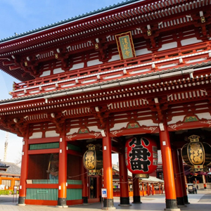 Japan Tokyo Asakusa Akihabara Virtual Tour