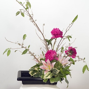Japan Ikebana Japanese Culture Virtual Tour