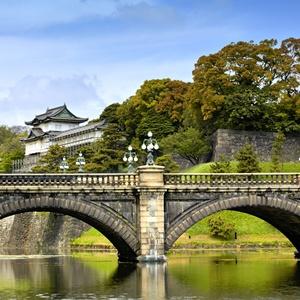 Japan Tokyo Ginza & Imperial Palace Virtual Tour