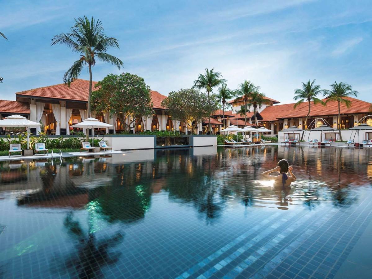 HIS Travel Sofitel Singapore Sentosa Resort & Spa