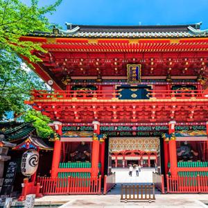 HIS Travel Singapore Tokyo Japan Shinto Religion in Kanda Myojin